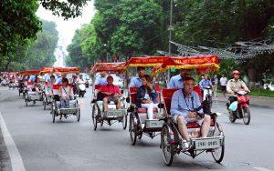 Các phương tiện di chuyển khi du lịch Hà Nội